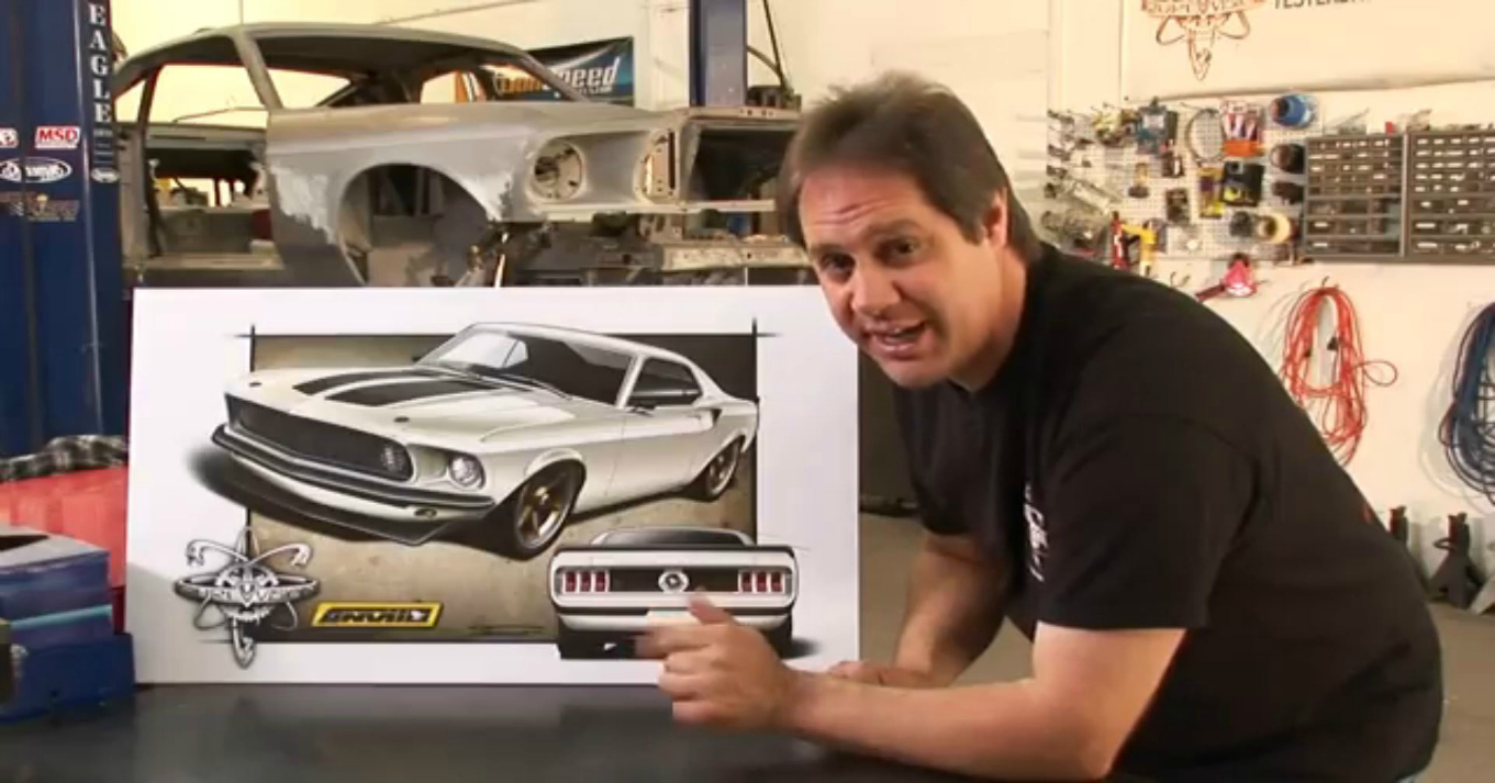 Cars.TV – Anvil Mustang – Clip 1